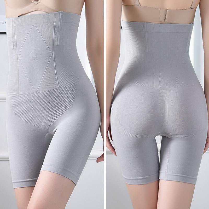 سراويل داخلية بدون خياطة عالية الخصر للنساء ، ملابس داخلية للتنحيف ، شد البطن ، تشكيل الجسم ، 2021