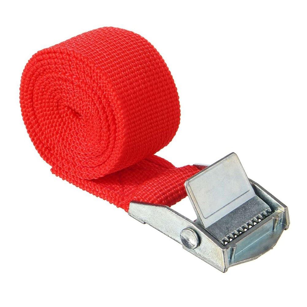 1 м x 25 мм Крепежный ремень, пряжка, нейлоновый автоматический крепежный ремешок, Крепежный ремень для груза, багажа