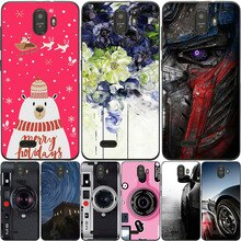 Phone Bags & Cases For BQ 5016G Choice 2020 5.0 Inch Cover Soft Silicone Fashion Marble Inkjet Paint