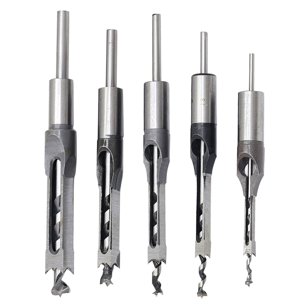medical orthopedic instrument femur tibia intramedullary nail 4 1 cannulated hole opener quadrilateral square hollow mouth gag Twist Drill Bits Woodworking Drill Tools Kit Set Square Auger Mortising Chisel Drill Set Square Hole Extended Saw Hole Opener