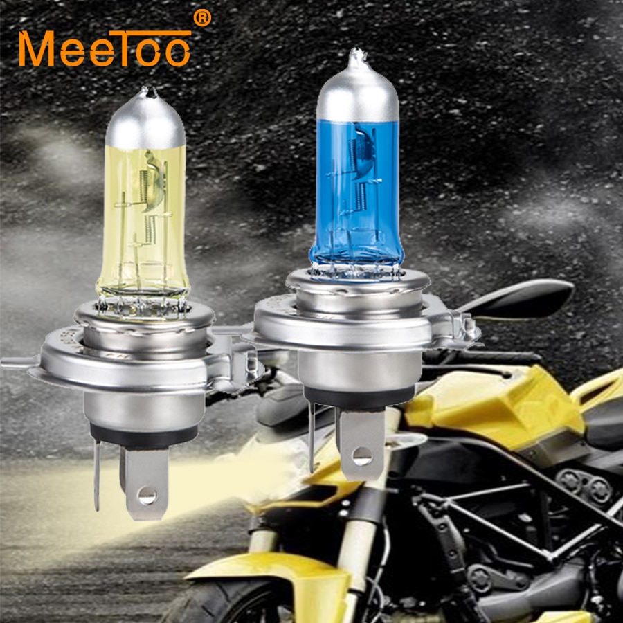 Motorrad Halogen Licht H4 H7 Halogen Auto Lampen Birne Nebel Lichter 100W 2700K 4300K 6000K 12V Motorrad Auto Halogen Birne Ampulle
