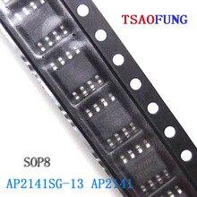 5Pieces AP2141SG-13 AP2141SG AP2141 SOP8 Integrated Circuits Electronic Components