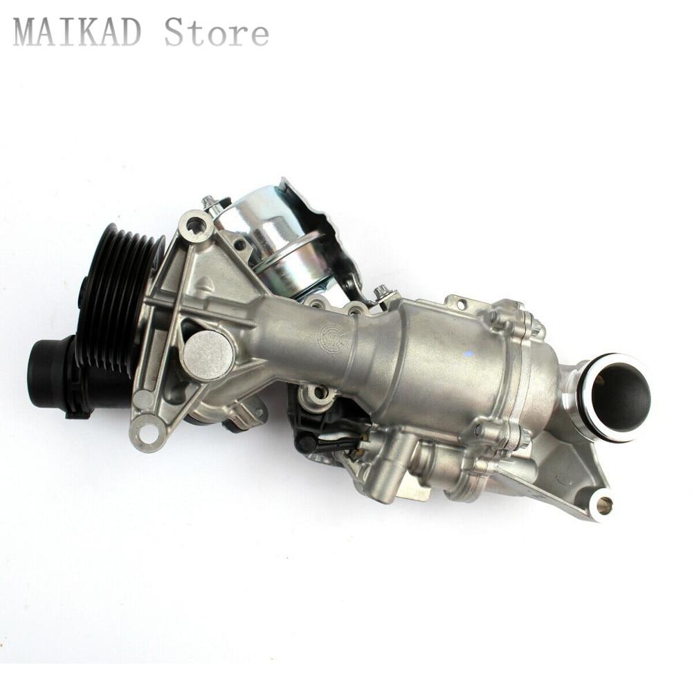 Bomba de agua del motor para Mercedes-Benz W205 C160 C180 C200 C220 C250 C300 C350 C400 C450 A2742001407