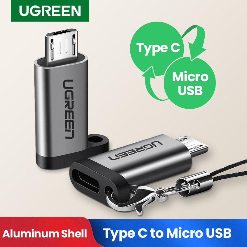 Адаптер Ugreen USB Type C для Xiaomi, Samsung|Переходники и адаптеры|   | АлиЭкспресс