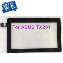 11.6 cal ekran dotykowy Digitizer na zewnątrz ekranu 5424P FPC-1 RVE3 06WW 1345 długi kabel wersja dla ASUS TX201 TX201L dotykowy ekran