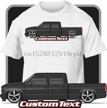 Camiseta 92-2000 GMC Sierra Chevy Silverado Z71 cabina camioneta (1)