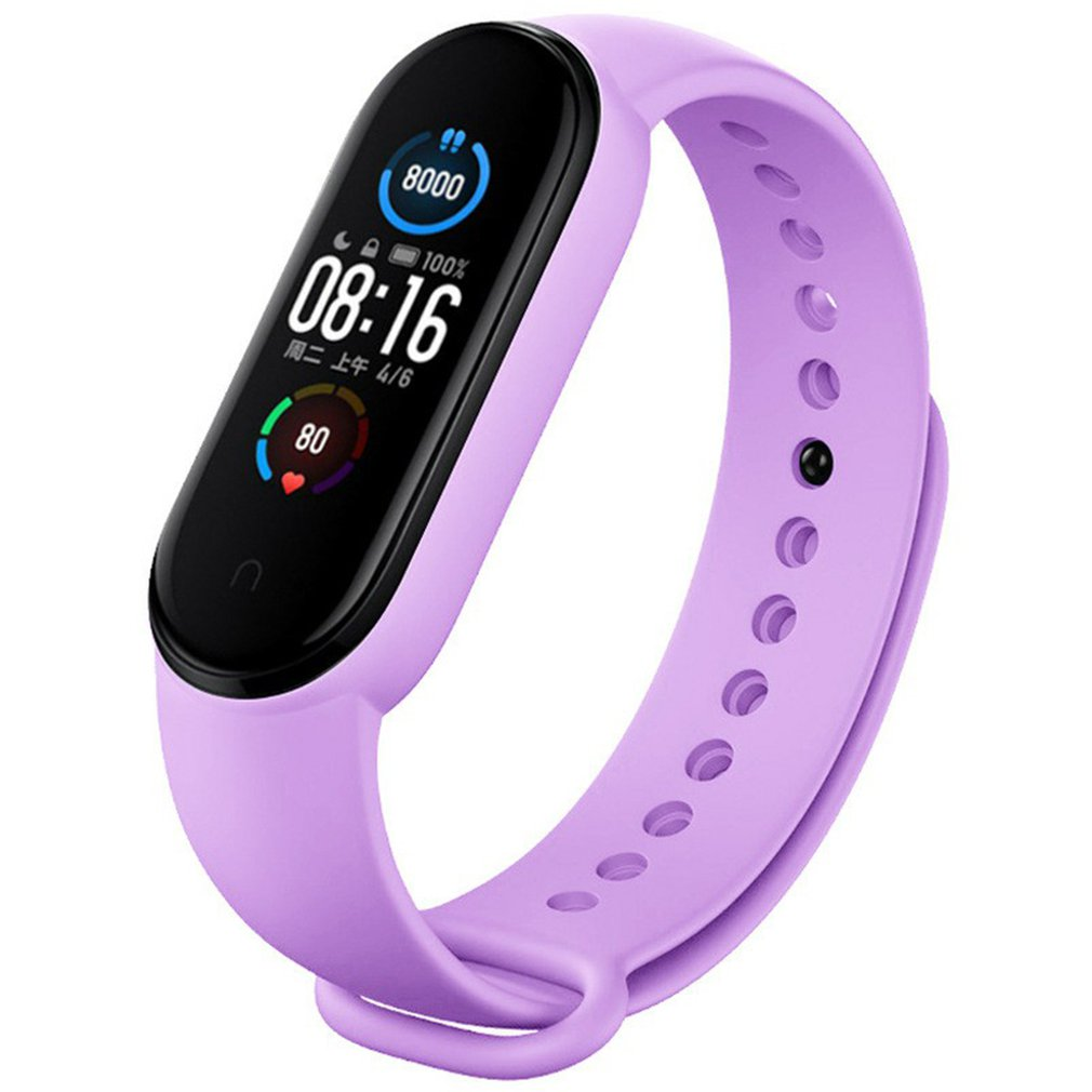 M5 Smart Band Men Women M5 Smart Watch Heart Rate Blood Pressure Sleep Monitor Pedometer Bluetooth Connection for IOS Android