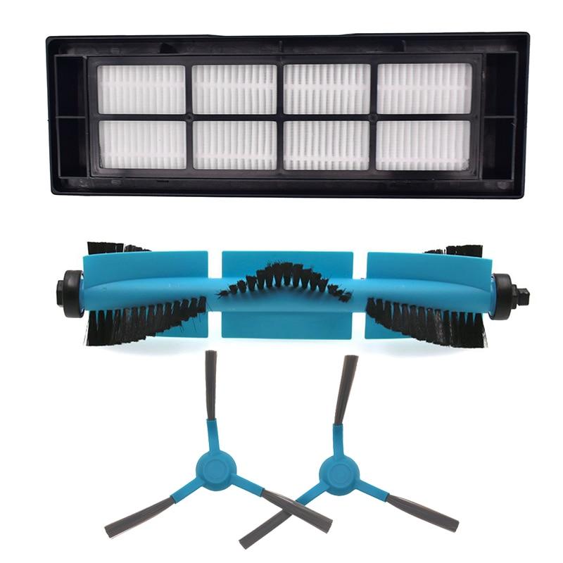 AliExpress - Robot Vacuum Cleaner HEPA Filter Main Brush Side Brush for Conga 3090 Series Robotic Vacuum Cleaner Filter Parts Accessories4