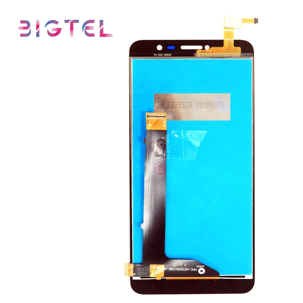 5 Pcs/Lot 100% Test New For Hisense F22 LCD Display With Touch Screen Digitizer Assembly Replacement enlarge