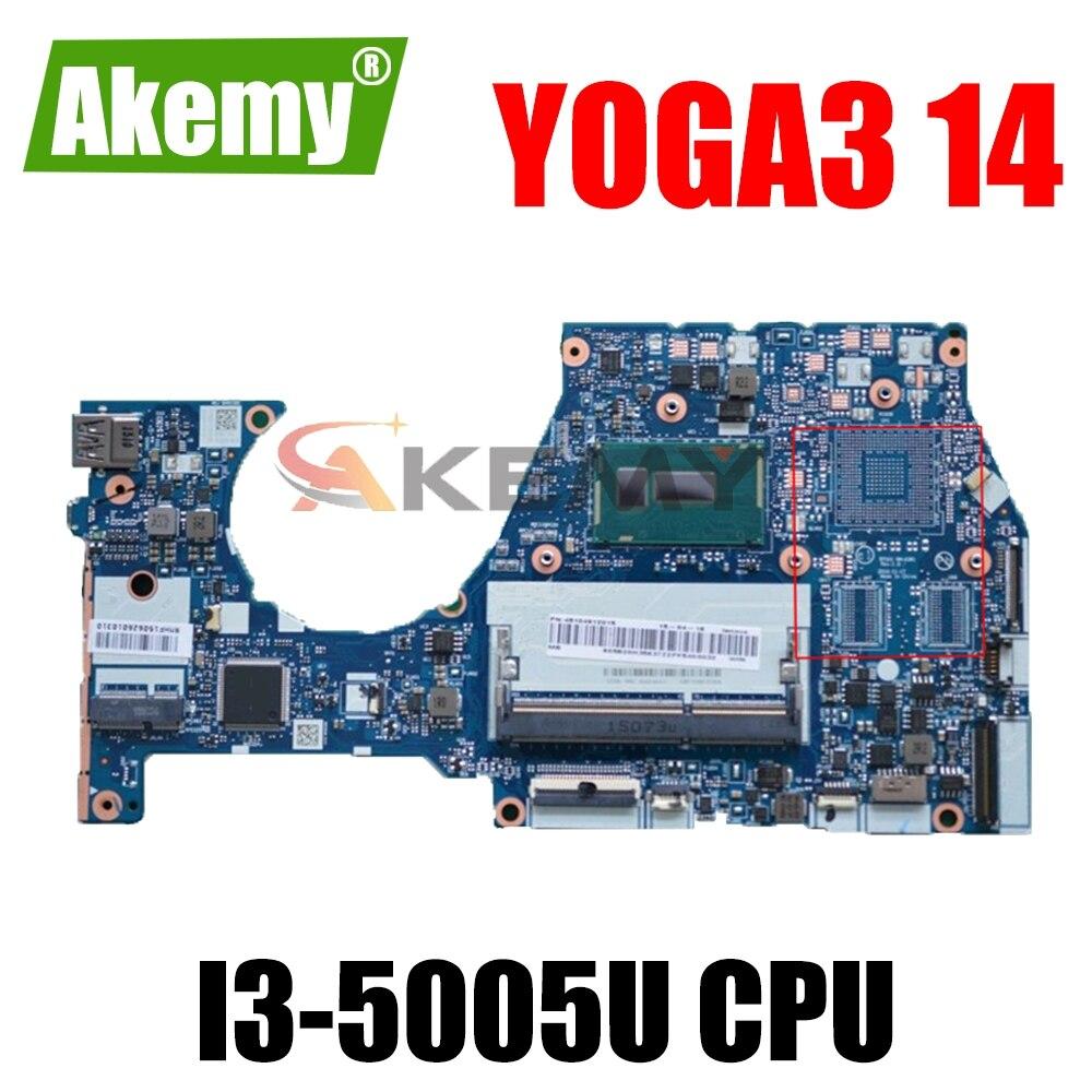 جديد الأصلي محمول لينوفو YOGA3 14 اليوغا 3 14 اللوحة اللوحة I3-5005 UMA NM-A381 5B20K78777