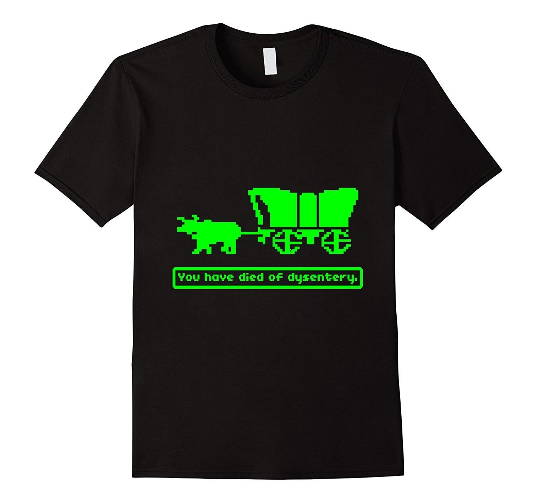 You Have Died of Dysentery T-Shirt Punk Kawaii WomenS T Shirt Tops Tee New 100 % Cotton Loose-Fitting Tops Shirt Harajuku
