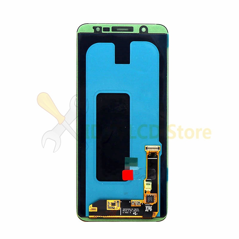 For Samsung Galaxy A6 Plus 2018 A6+ A605 LCD Touch Screen Digitizer Assembly For Samsung A6 Plus A6+ LCD A605 A605fd A6plus LCD enlarge
