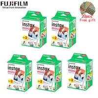 Фотобумага для камеры Instax Mini 11/9/80/100, 10/20/40/60/8/7 листов