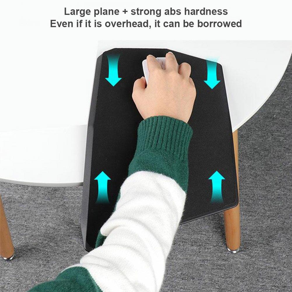 Большой коврик для мыши с поддержкой запястья, компьютерный ноутбук, трехмерный школьный эргономичный дизайн, нескользящий игровой Настол...