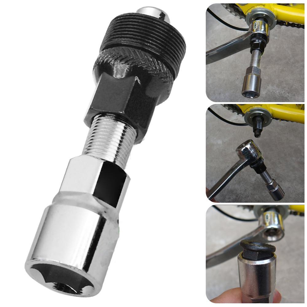 Extractor de bicicleta de montaña, 1 unidad, Extractor de rueda, herramienta de...