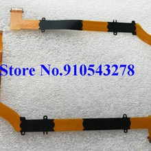 New Shaft Rotating LCD Flex Cable For Canon FOR EOS M6 Digital Camera Repair Part