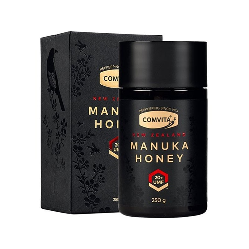 Original Australia Healthy Care Manuka Honey UMF20+ MGO400+ 500g Helicobacter Pylori HP Stomach Respiratory Health Wellness