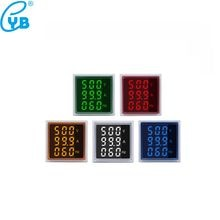 AD16S-22VAF LED Digitale Platz Voltmeter Amperemeter Frequenz Meter Spannung Strom Hz Volt Amp Herz Meter Spannung Ampere