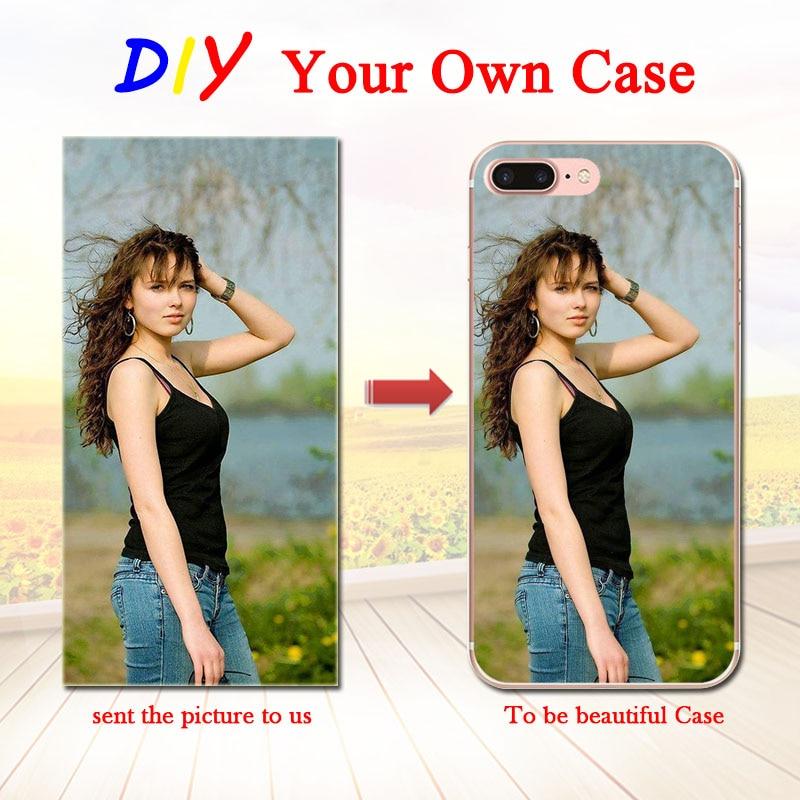 DIY カスタムデザイン名カスタマイズ印刷あなた写真画像電話ケースカバー P スマート Z PSmart Z