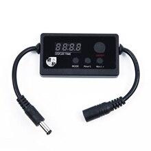 S2/ S2 Pro contrôleur de lumière daquarium   Contrôleur de lumière daquarium, gradateur modulateur réservoir de poissons réglable