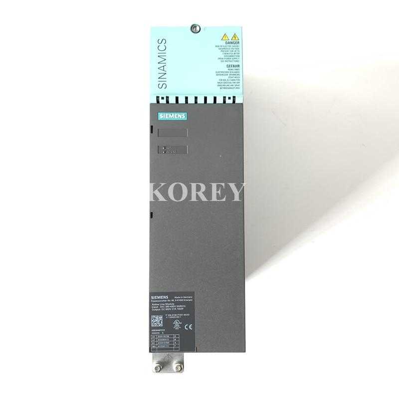 سيمنز S120 سلسلة 16KW سيرفو الطاقة 6SL3130-7TE21-6AA3 العلامة التجارية الجديدة