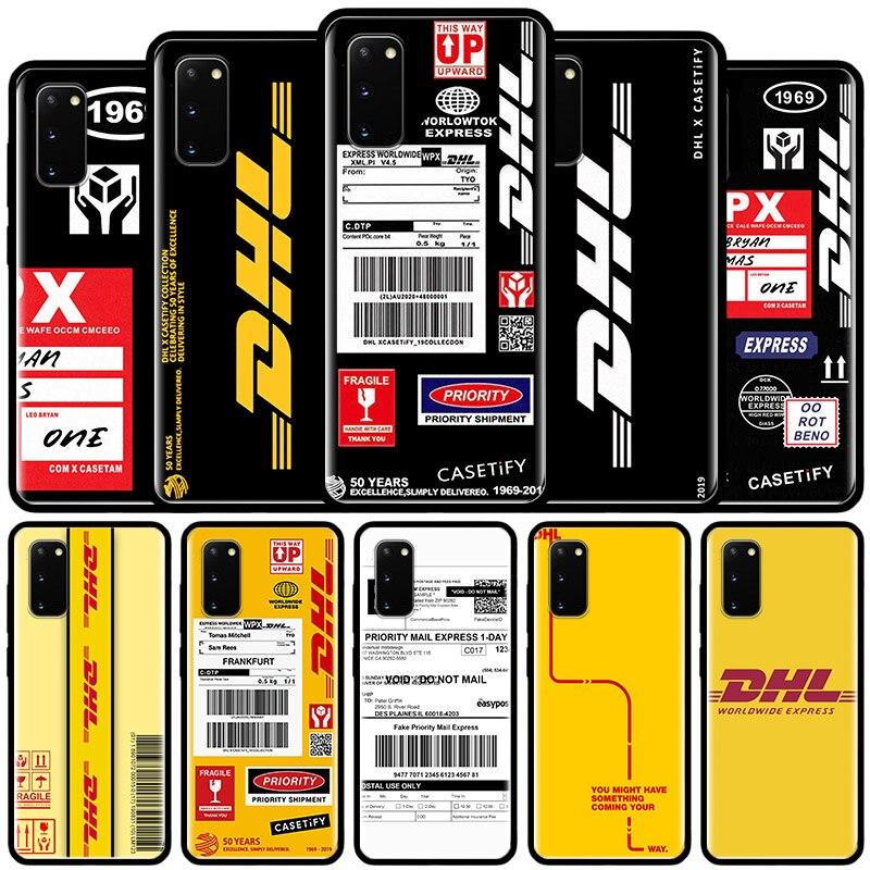 Express Dhl Snelle Case Voor Xiaomi Mi Note 10 Pro 5G 9T 9 Se 8 A2 Lite CC9 poco X2 F2 X3 Nfc Zachte Tampa Telefoon Coque