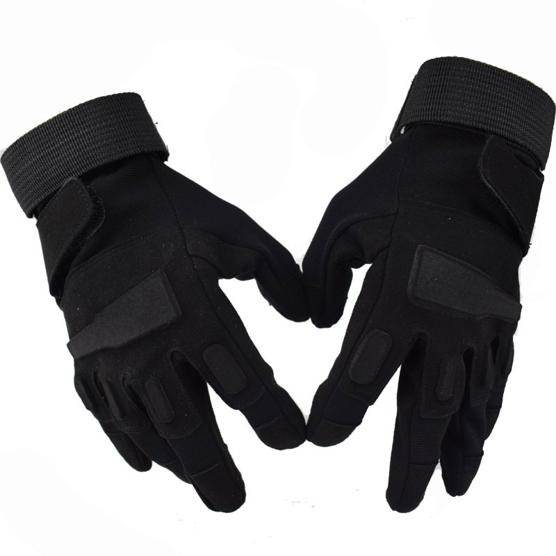 Tactical Military Airsoft Gloves Outdoor Full Finger Sports Gloves Cycling Anti-skid Gloves Hunting