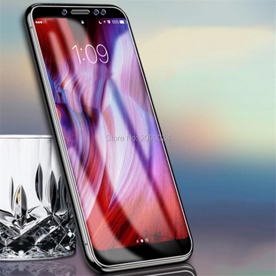 2 piezas de vidrio templado para Xiaomi Redmi 6A 6 Protector de pantalla en Redmi Note 5 5A 4 4X 4A 5 Plus 7 Cristal Protector para Xiomi