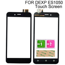 For DEXP Ixion ES1050 Touch Screen Front Glass Lens Touch Panel Sensor Mobile Phone Tools 3M Glue
