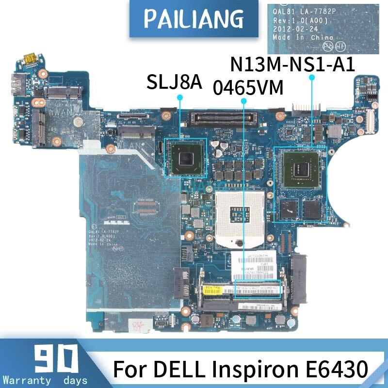 0PH12P لديل خط العرض E6420 LA-6592P CN-0PH12P N12P-NS2-S-A1 QM67 اللوحة اللوحة المحمول اختبارها موافق