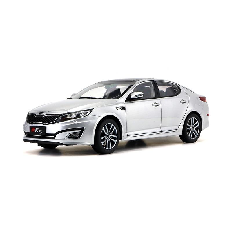 1:18 оригинальная модель автомобиля, Коллекционная модель автомобиля нового поколения K5