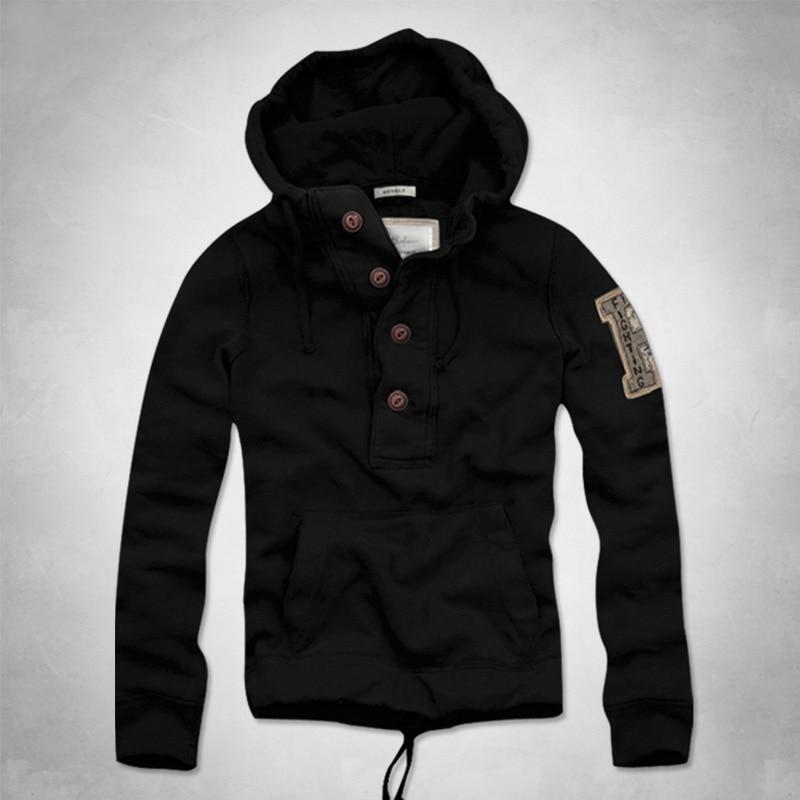 Men's Hoodies Autumn Tracksuit Outwear Hooded Coat Male Long Sleeve Sweatshirt Casual Sportswear streetwear baseball jacket