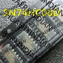 10 Stuks/partij Nieuwe 74HC00 74HC00D SN74HC00DR SOP14 Ic Op Voorraad