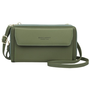 Designer PU Leather Crossbody Bags For Women 2021 Doube Zipper Lady Luxury Small Shoulder Handbags Phone Wallet Purse Girls Pack