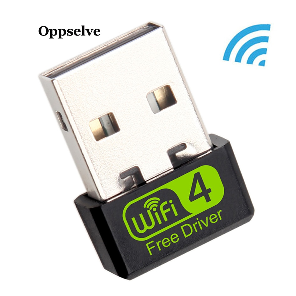 Oppselve USB WiFi Adapter Mini Network Card 150mbps AC Wi-Fi Adapter PC Wi Fi Antenna WiFi Dongle Lan USB Ethernet WiFi Receiver
