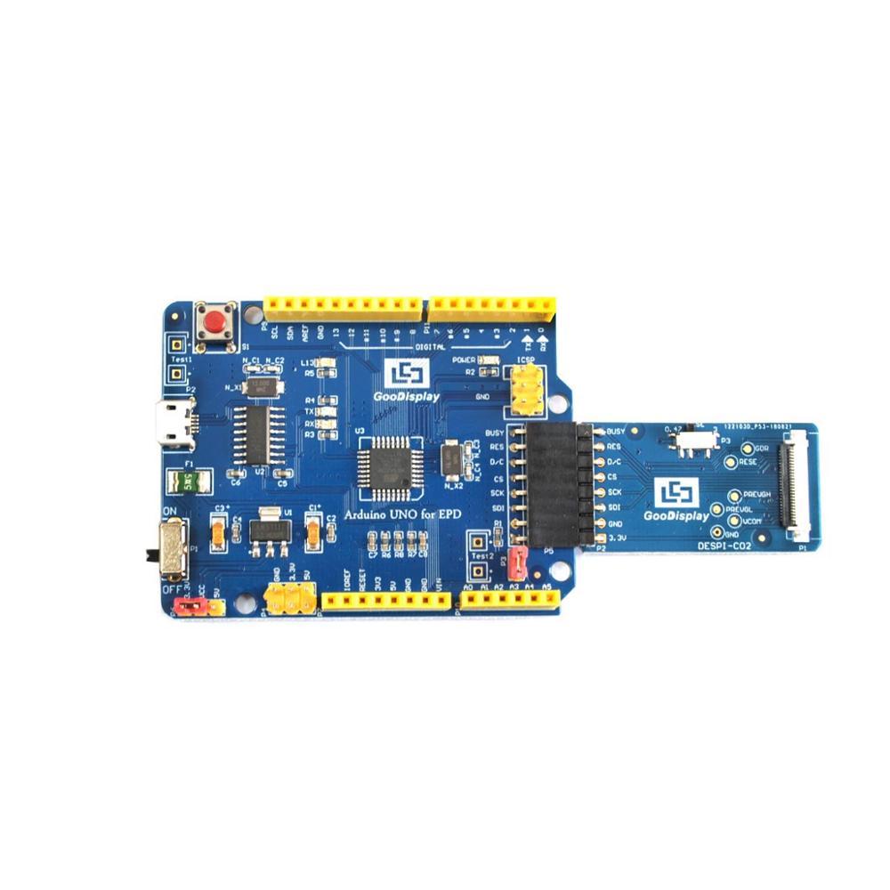 placa-de-desarrollo-de-pantalla-electronica-kit-de-demostracion-arduino-epd-hat-para-pantalla-e-ink-arduino