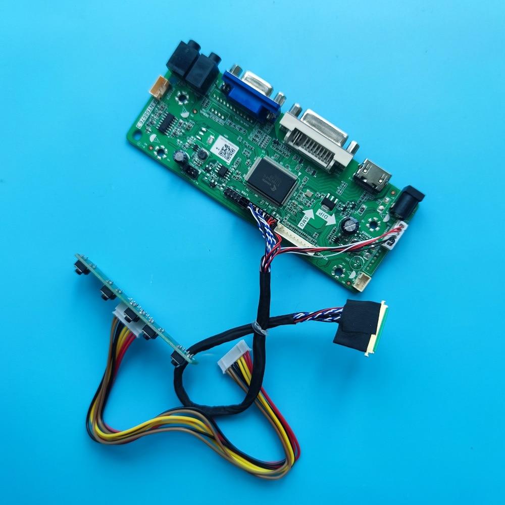 عدة ل N101ICG-L11 DVI VGA شاشة 1280X800 تحكم مجلس M.NT68676 10.1