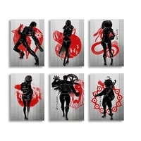 anime seven deadly sins picture canvas painting print anime characters modern art posters and prints decorate childrens room