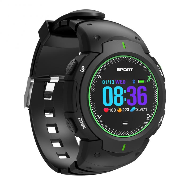 F13 Smart Watch Waterproof Outdoor Multi Sport Mode Smartwatch Pedometer Heart Rate Fitness Tracker Smart Watch For IOS Android