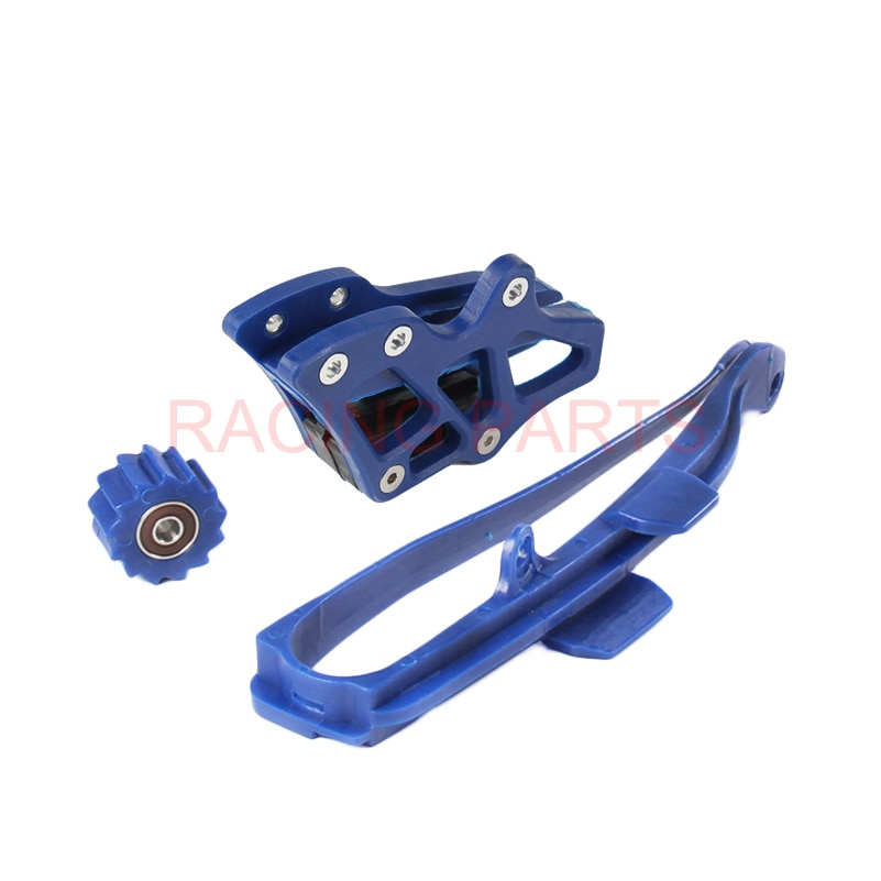 motorcycle clutch cover protector cover fit for yz 450f yz450f 2014 2016 wr 450f wr450f 2016 Chain Guide Guard Chain Slider Swingarm Guider Lower Roller For Yamaha YZ WR 250F 450F YZ250F YZ450F WR250F WR450F