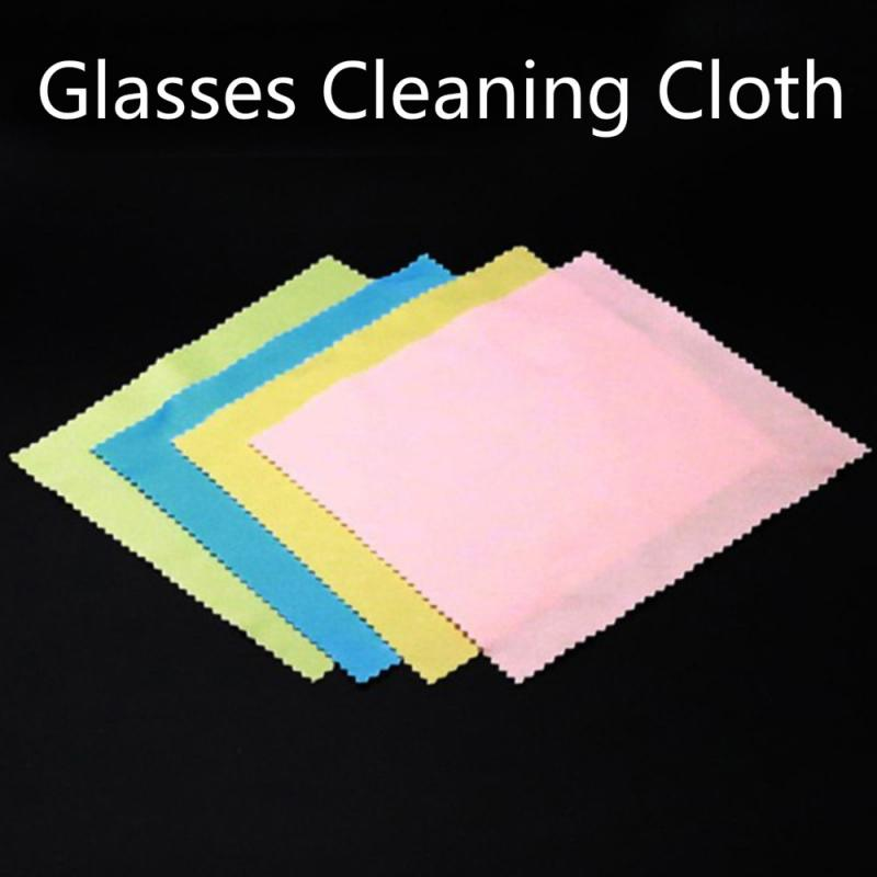 Phone Screen Cleaner Glasses Lens Cloth Wipes Sunglasses Microfiber Eyeglass Cleaning Cloth For Came