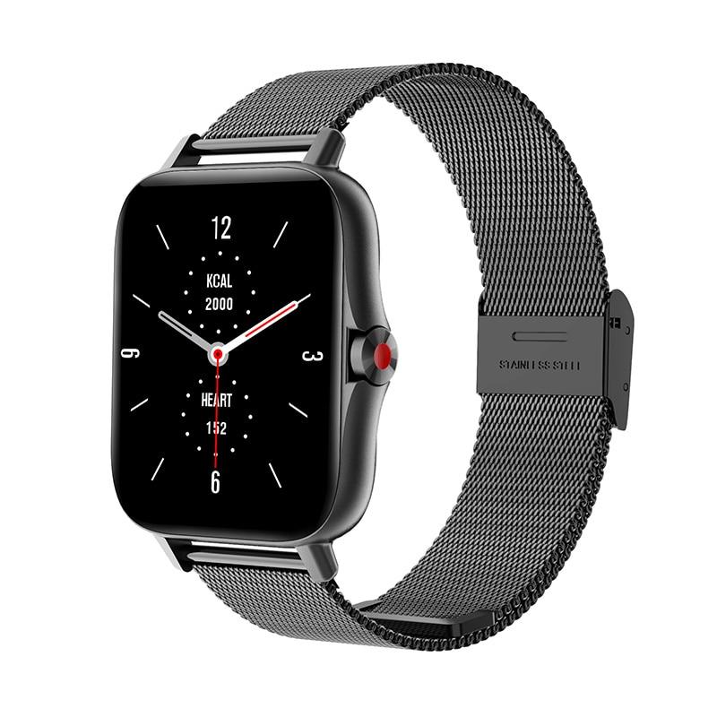 2021 Smart Watch Bluetooth Call Men Women Music Watches DIY Dial Bracelet Heart Rate Monitor Smartwa