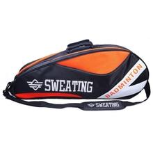 2019 sac de Badminton sac à dos sac de raquette de Tennis Tas Raqueta sac étanche grande capacité Sport raquette couverture