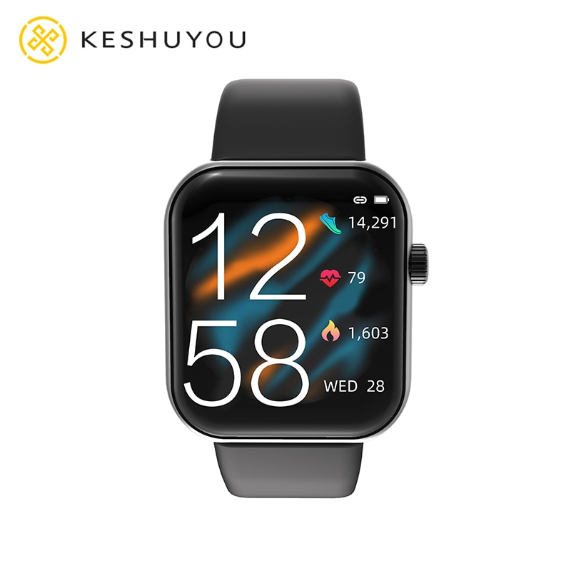 i8 Fashion 1.4 Inch Smartwatch Men Full Touch Multi-Sport Mode With Smart Watch Women Heart Rate Mon