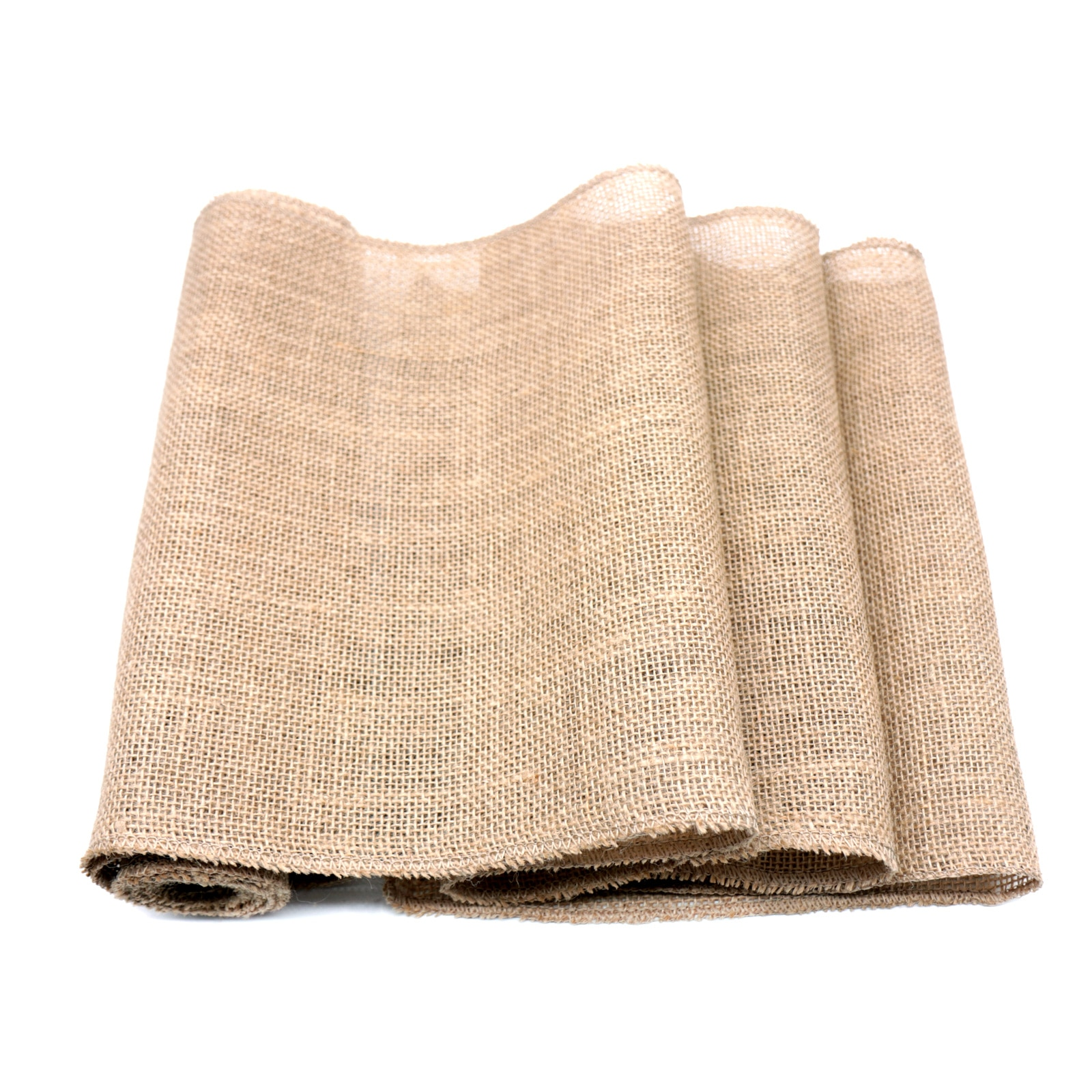 Vintage Burlap Hessian Table Runner Natural Jute Country Wedding Party Decoration home textiles For Christmas Home Table Runners