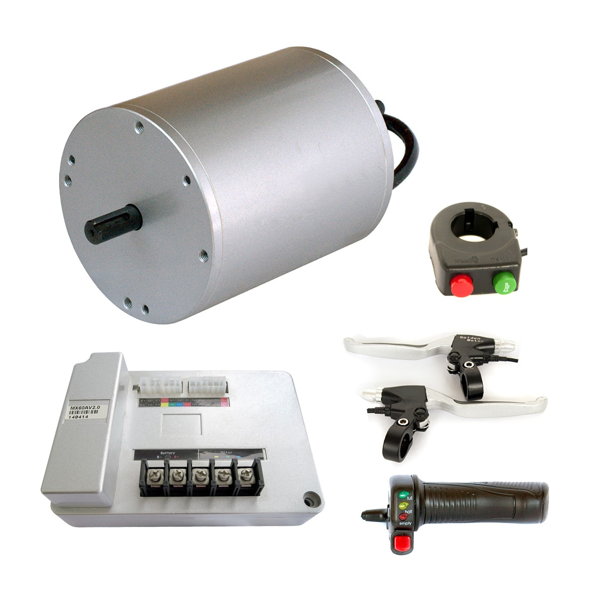 48 в 1500 Вт 3000 об/мин Бесщеточный BLDC Средний приводной двигатель электрический подвесной двигатель для лодки с контроллером