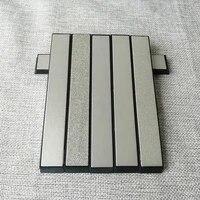 5 pcs set grit diamond knife sharpener household kitchen knife sharpening system diamond sharpening stone kitchen stone bar