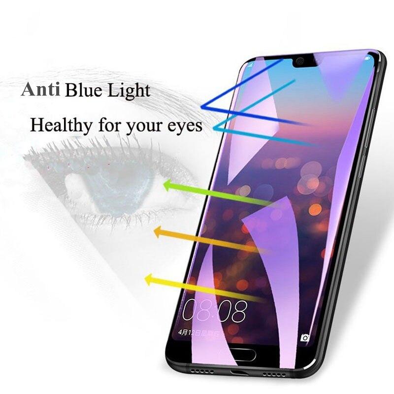 Película de hidrogel TPU Anti Blue Ray para Xiaomi Redmi 4 Pro, Redmi 4X, Note 4 Redmi, Note 4X, película protectora de pantalla a prueba de exprosión