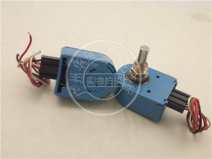 [VK] اجيلنت HEDS-5701 F01 5 دبوس التشفير الكهروضوئية