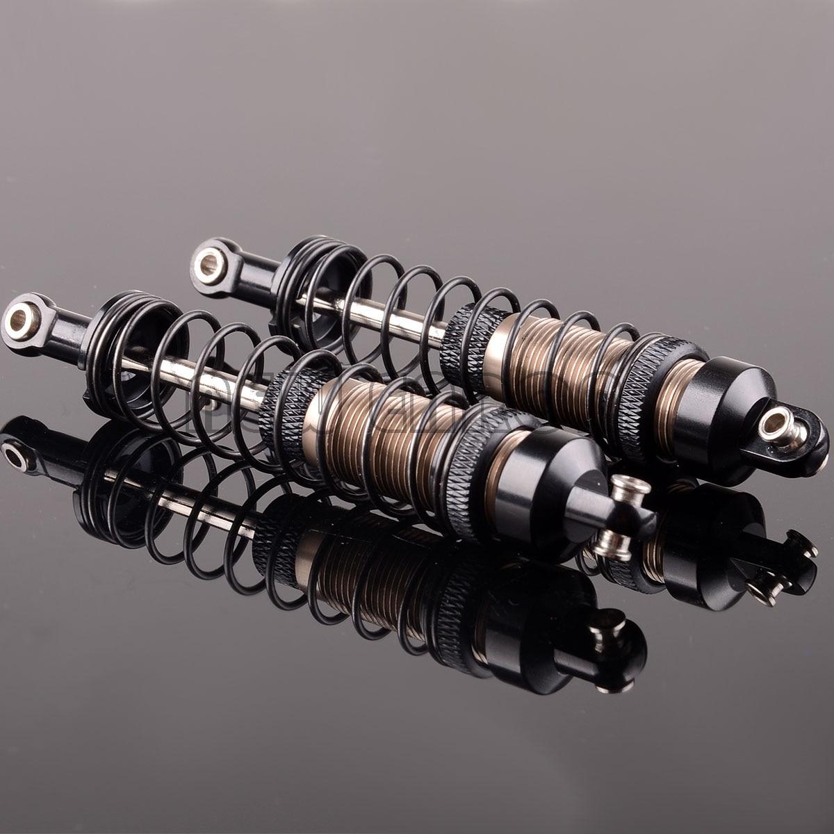 NEW ENRON 2P Aluminum Front/Rear 73-98mm Shock Absorber Damper w/4mm shaft 108169 Metal For RC Car HPI SAVAGE XS FLUX VGJR